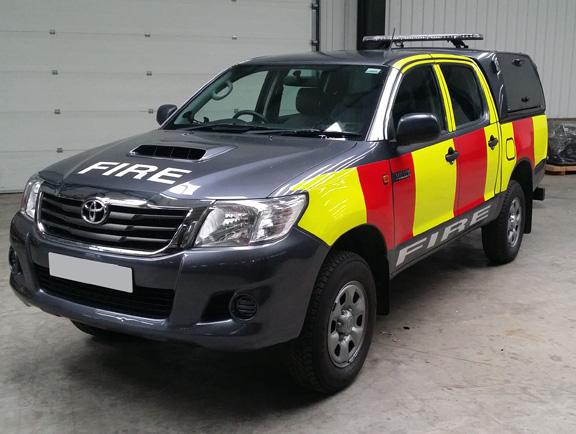 New arrivals: 5x Toyota Hilux RIV