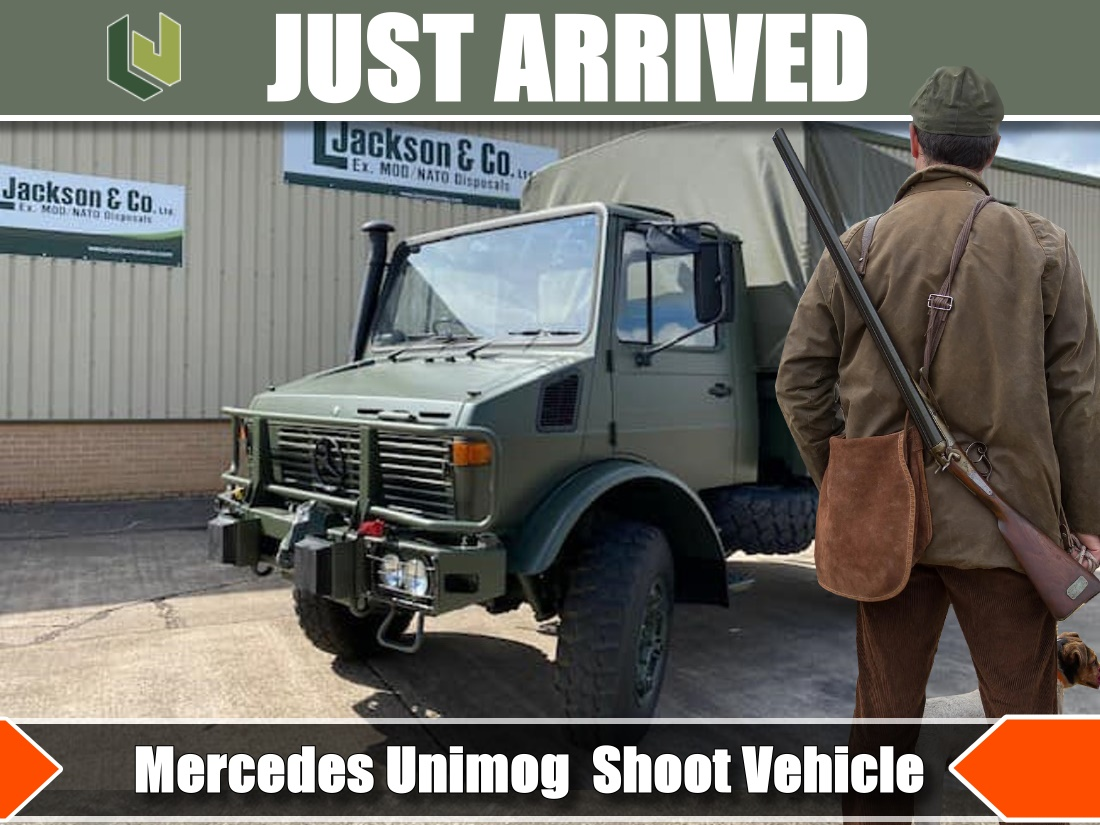 The perfect shooting estate Mercedes vehicle.