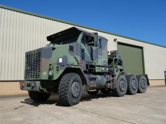 Latest arrivals...6x Oshkosh M1070 military Tractor Units