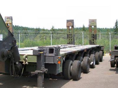 M1000 Semi-trailer NOW IN STOCK