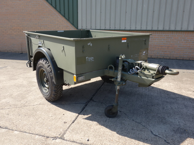 Just come new Penman Trailers for the Wolf Land Rover