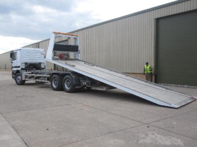Mercedes Actros 3343 6x4 recovery truck LHD NEW arrivals