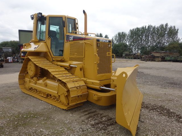 Latest arrivals:  Caterpillar D6N XL dozer