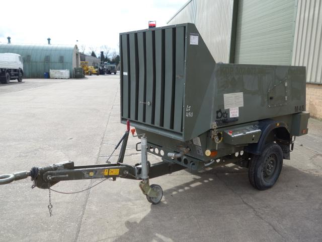 5 Factair General Purpose Air Compressors for sale