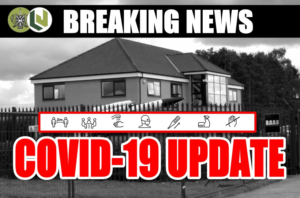 Covid-19 Update. January 2021