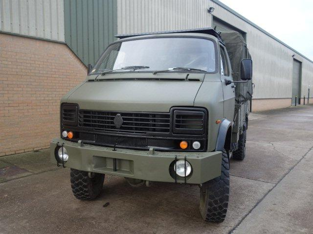 SOLD - Reynolds Boughton RB 44 cargo truck