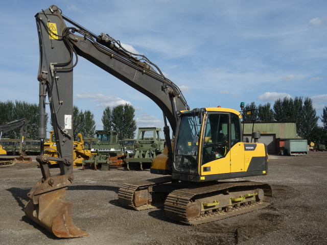 Just come in to stock  Volvo EC140 DL Excavator