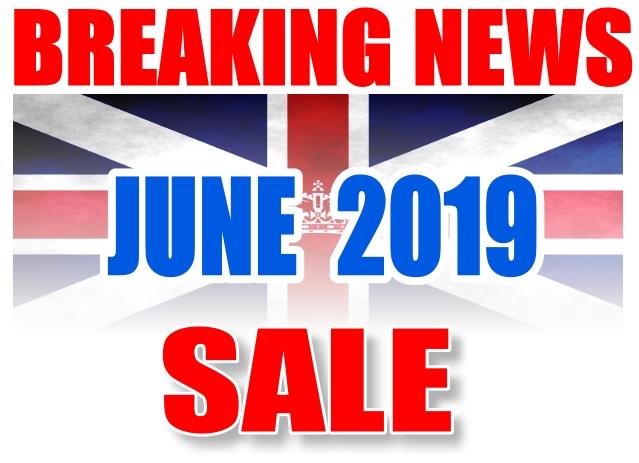JUNE 2019 MOD/ NATO Disposals