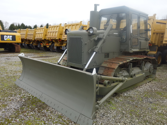 Was sold  Caterpillar D6D dozer Used ex army truck for sale
