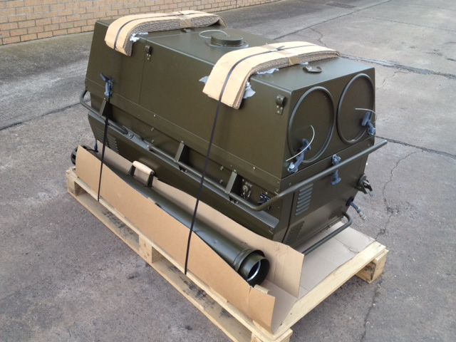 Were sold all 30x Dantherm VAM 40 portable heaters Used ex army truck for sale
