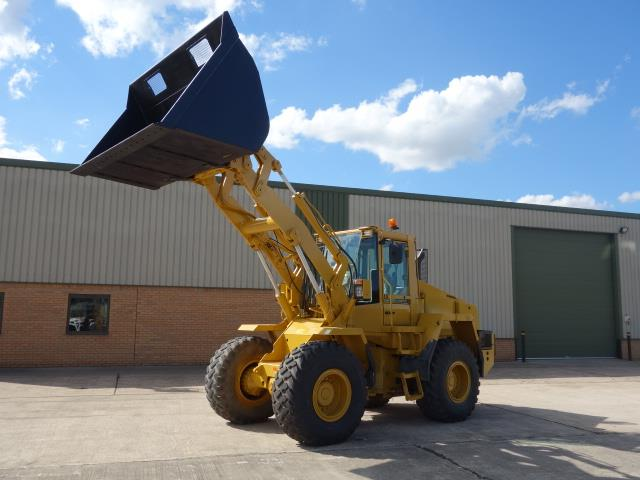 Case 721 CXT Wheeled Loader ready for delivery to customer Used ex army truck for sale
