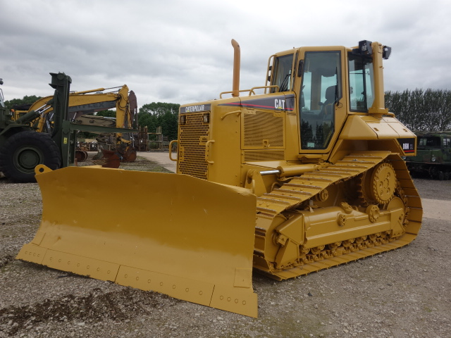 Was sold Caterpillar D6N XL dozer Used ex army truck for sale