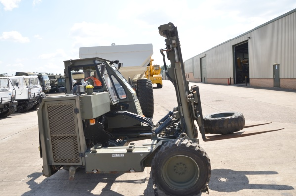 Were sold all Moffett Mounty M2275 forklifts Used ex army truck for sale